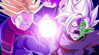 NEW Transforming Zamasu & Trunks Boss Fights! Dragon Ball Z Dokkan Battle