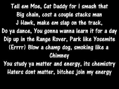 The Rej3cts - Cat Daddy lyrics