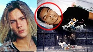 Unknown Shocking Facts About River Phoenix || Pastimers