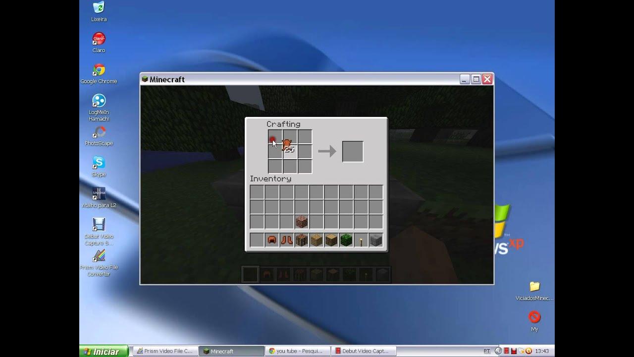 Como Fazer Roupa Minecraft
