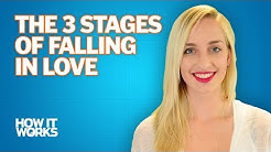The 3 Stages of Falling In Love