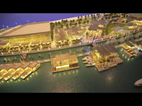 CATV-Dhs 1bn mega project Marasi Business Bay launched in Dubai