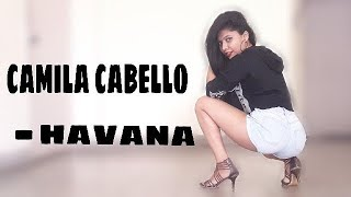 Havana   Camila Cabello  ft. Young Thug   Heels Jazz Routine   Performed by Veena Rawte  