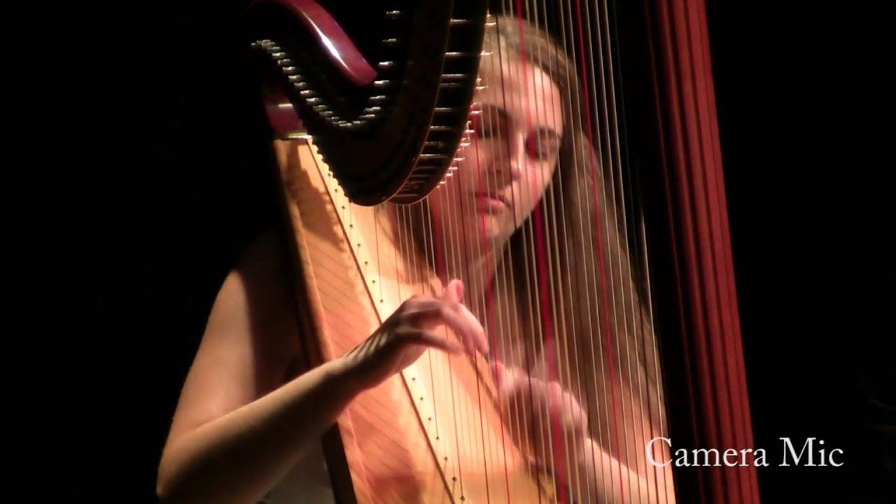 Audio Comparison - Harp Sample