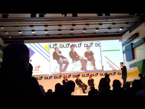 DLD13- How Social Media is changing China and Asia