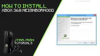 How To Install Xbox 360 Neighborhood