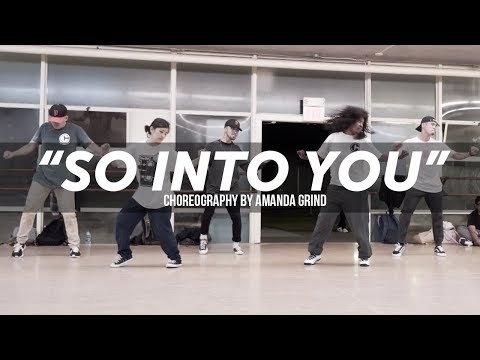 Tamia So Into You  Choreography  Amanda Grind