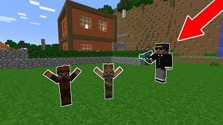 KORUMA ARDA VE RÜZGARI ÖLDÜRECEK Mİ? 😱 - Minecraft