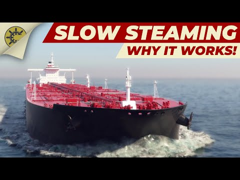 "What Does ""Slow Steaming"" Mean?"