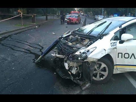 Полиция Харьков убила 2 человек в ДТП