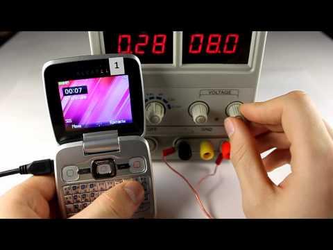 TechnoCrash#42: Alcatel OT-808: Charging the phone at a higher rate