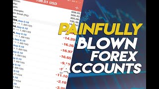 Forex accounts blown - forex accounts getting blown - forex brokers making money on traders