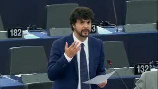 Intervento in aula di Brando Benifei sul progetto di bilancio 2020