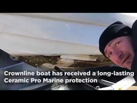 Ceramic Pro Long Island, New York Marine Protective coating solution for your vessel
