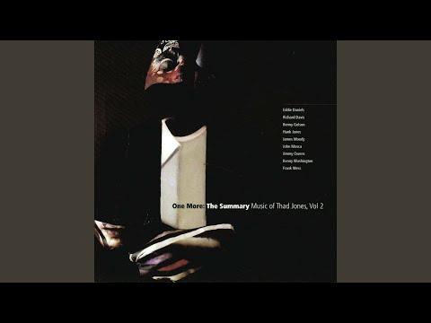 Three in One (feat. Benny Golson, Eddie Daniels, Frank Wess, James Moody, Jimmy Owens & Kenny...