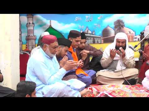 1st URS PROGRAM PIR SYED MUHAMMAD AZAM SHAH GILLANI CHISTI SABRI BY MURTAZA ALI HUSSAIN SYED-006