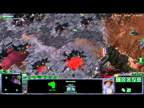 Starcraft II: Wings of Liberty Brutal - Shatter the Sky