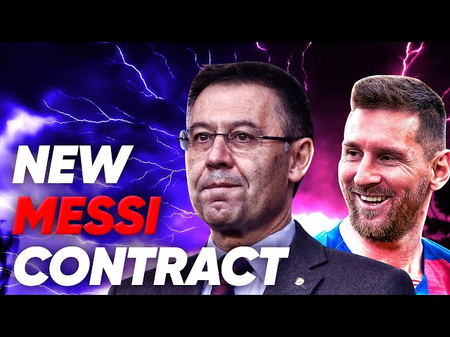 Lionel Messi To Sign New Contract After Barcelona President RESIGNS?! | Transfer Talk