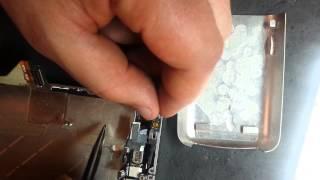 видео Ремонт кнопки iPhone