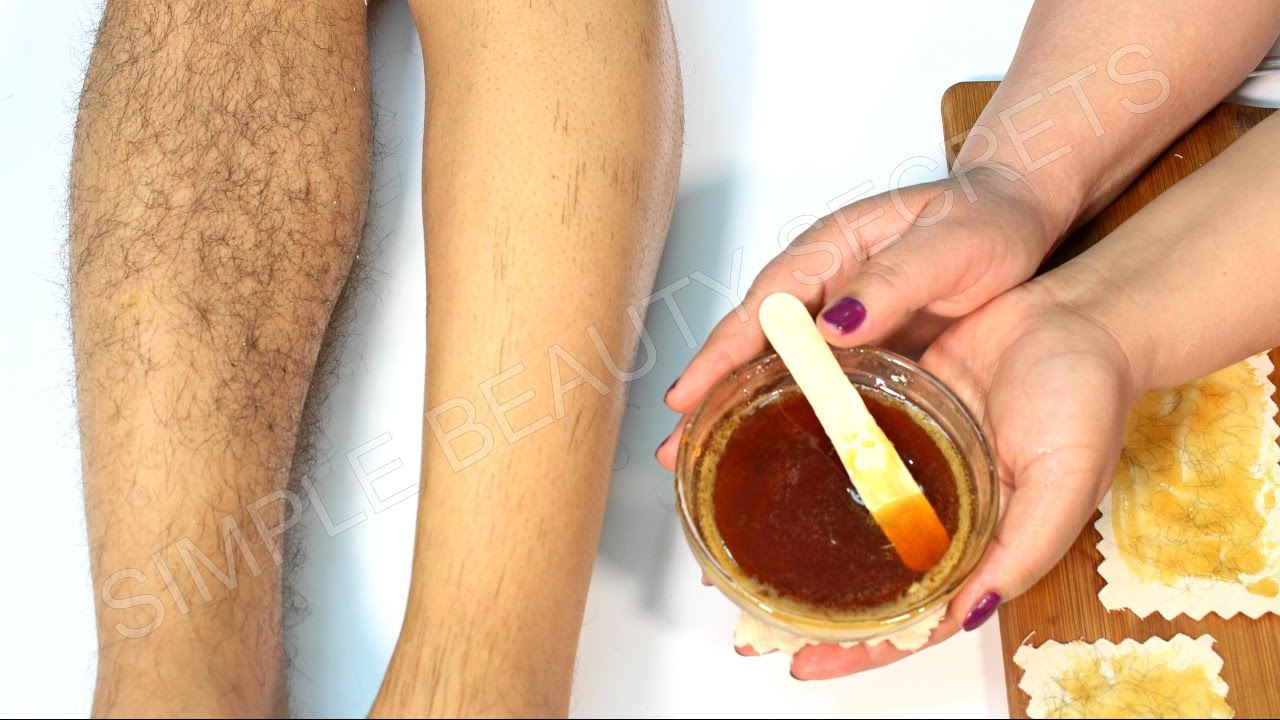 Hair Removal At Home Removing Hair In Live Video Youtube