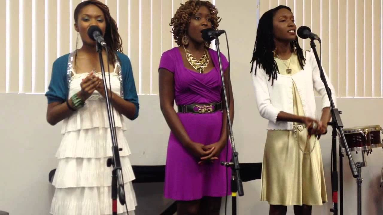 """Download """"It Is Well"""" Hymn Sisters Singing Live"""