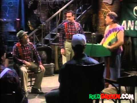 "The Red Green Show Ep 137 ""The Baseball Tryouts"" (1996 Season)"