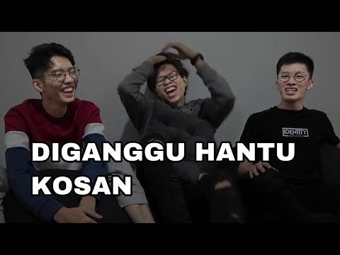 DIGANGGU HANTU KOSAN ft. Geraldy Tan & Alphiandi.