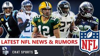 NFL News & Rumors: Jadeveon Clowney, Aaron Rodgers, Cam Newton, 2020 Schedule, Trades, Free Agency