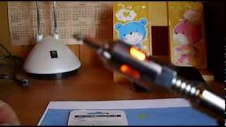 Как работает газовый паяльник-горелка.