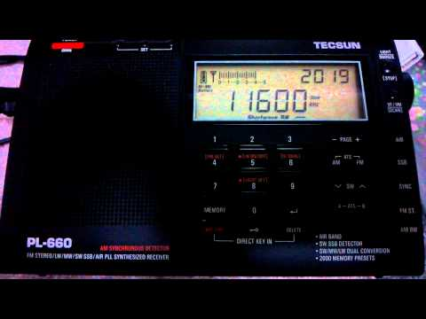 11600kHz Radio Libya