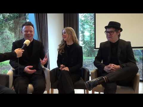 Eurovision 2020 - Interview Hooverphonic - Belgium