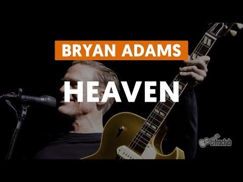 Heaven - Bryan Adams (aula de violão simplificada)
