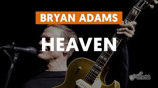Video Heaven - Bryan Adams (aula de violão simplificada) download MP3, 3GP, MP4, WEBM, AVI, FLV Januari 2018