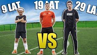 CZY JESTEŚ LEPSZY od 9-LATKA?! | KRZYCHU vs DANIEL PIK (CRACOVIA) vs XAVI!