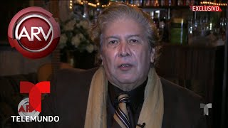 Joaquín Muñoz envía mensaje a hermano de Juan Gabriel   Al Rojo Vivo   Telemundo