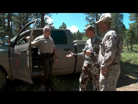 Day In The Field With Conservation Officer TJ Robertson - Moab District