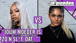 I AM AISHA VS KELLY BUTH | JE MOEDER