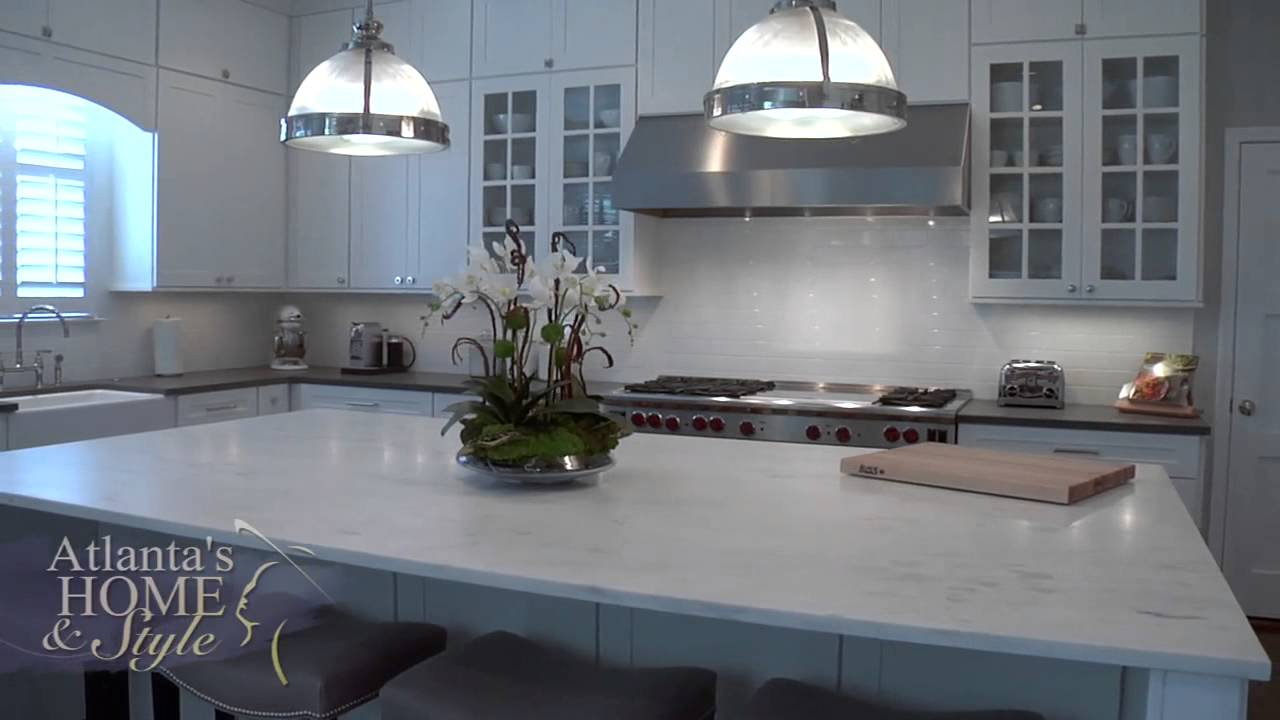 See A Gorgeous Kitchen Remodel By The Home Depot