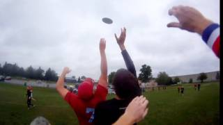 GoPro Ultimate Frisbee Highlights