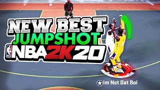NEW BEST JUMPSHOT AFTER PATCH 10 NBA 2K20