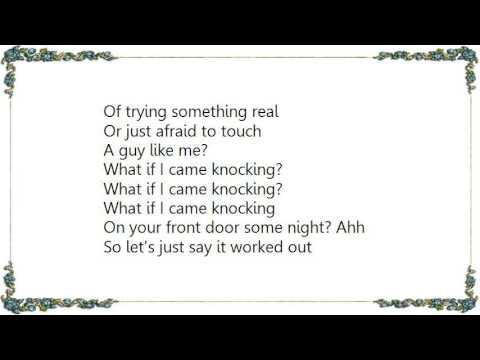 Interesting Knocking On Your Front Door Lyrics Gallery - Exterior ...