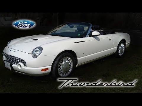 Ford Thunderbird 2003 - Reseña