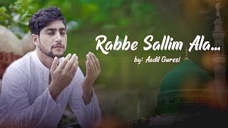 Aadil Gurezi - Rabbe Sallim Ala  (4K Video)