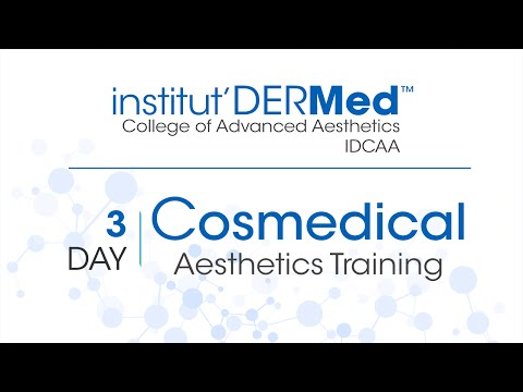 MicroNeedling, Chemical Peels, Dermaplaning Training