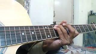 Tera Zikr - Darshan Raval | Guitar Cover | Melodious