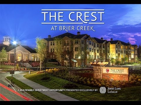 JLL Southeast Capital Markets - The Crest at Brier Creek