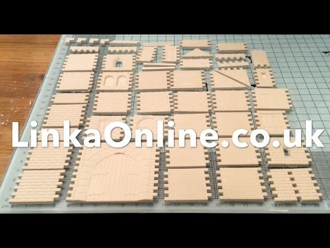 Linka How-To: Cast Moulds