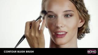 SOHO Professional Collection - Contour Blush Brush Thumbnail