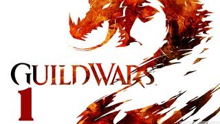 Guild Wars 2 Let's Play - Part 1: Character creation [Ranger-L1]