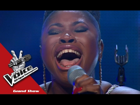 Verushka 'And i 'm telling you i'm not going' - Finale |The Voice Afrique francophone 2016
